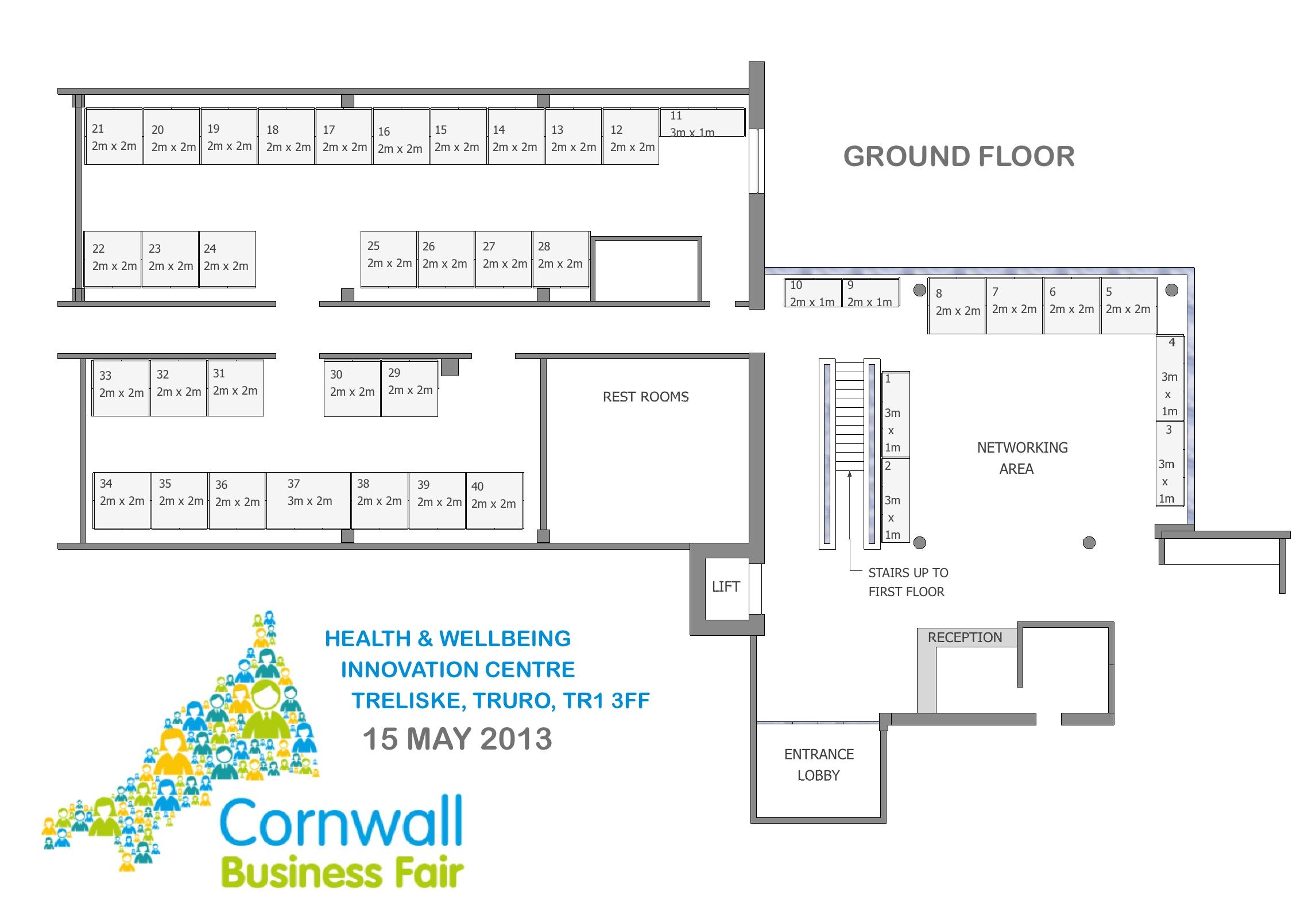 exhibition event planning