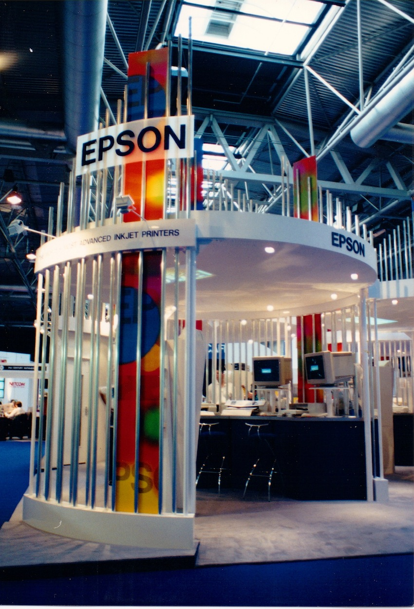 brand display