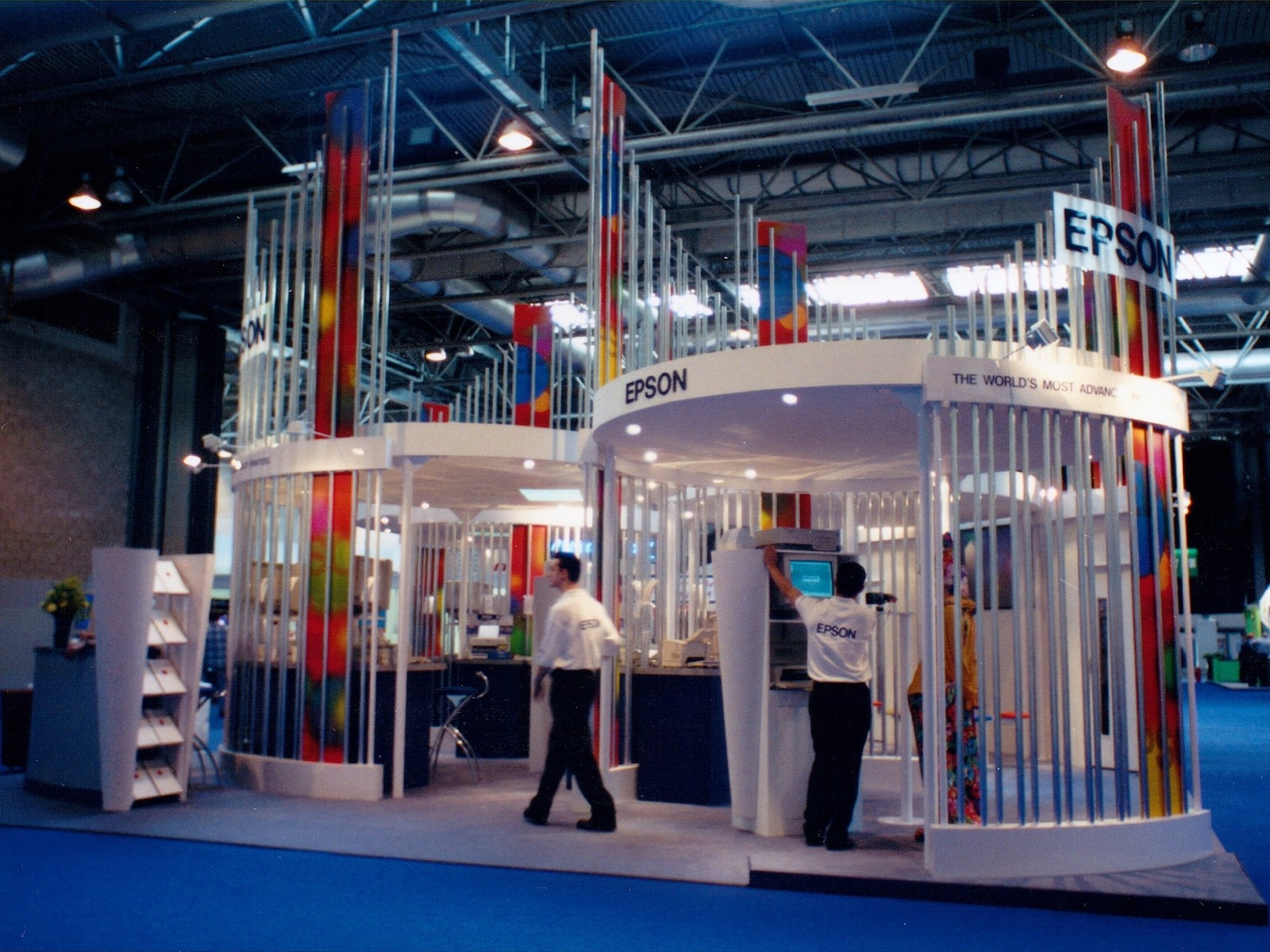 brand display exhibition