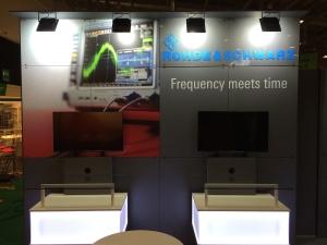 modular reusable exhibition