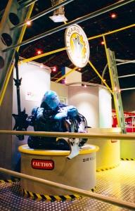 displays sets lighting robots wars