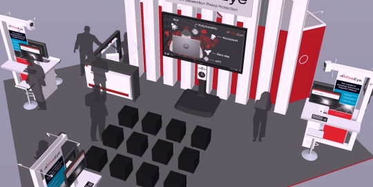 exhibition design visual