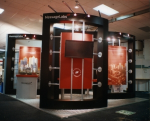 exhibition modular design