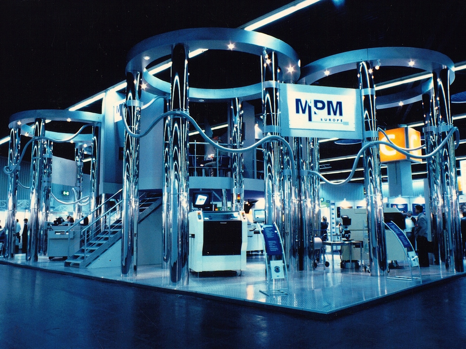 award winning exhibition stand
