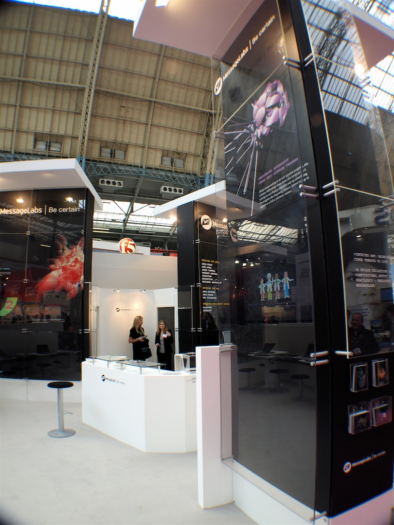 modular reusable exhibition booth