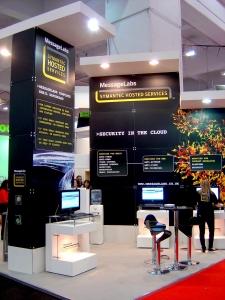 modular reusable trade show booth