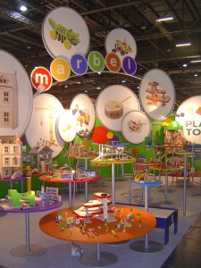 toy fair exhibition design