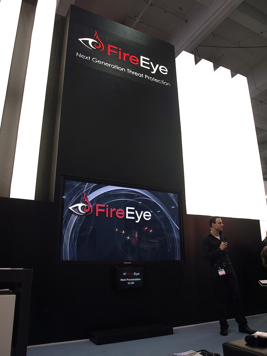 big screen exhibition
