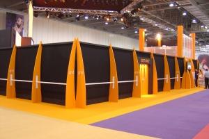 exhibition vip area