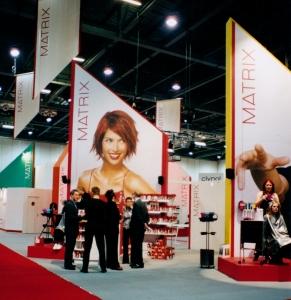 launching brand exhibition