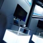 modular display booth stand
