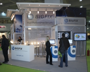 exhibition stand staff hire
