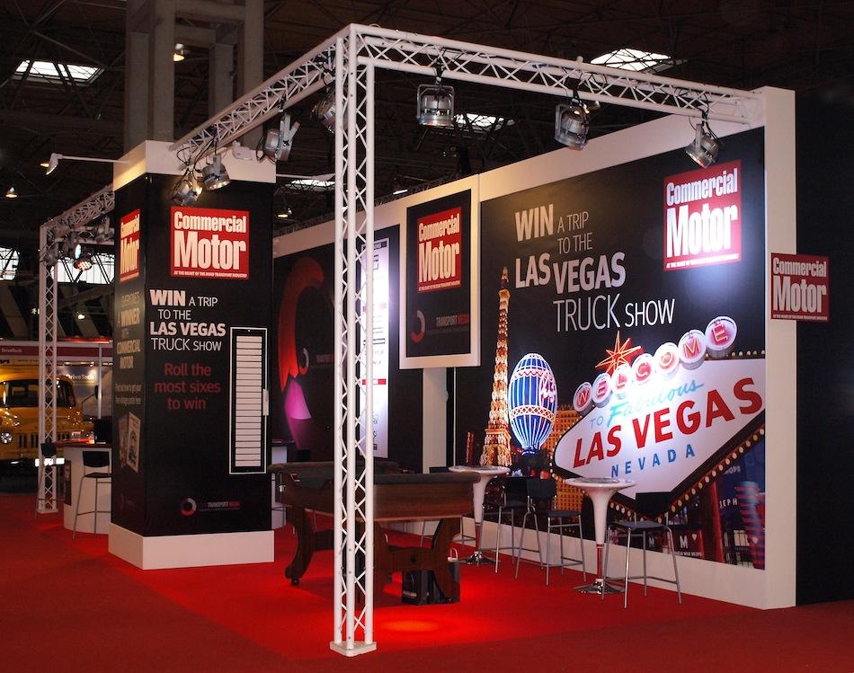 Exhibition theme casino