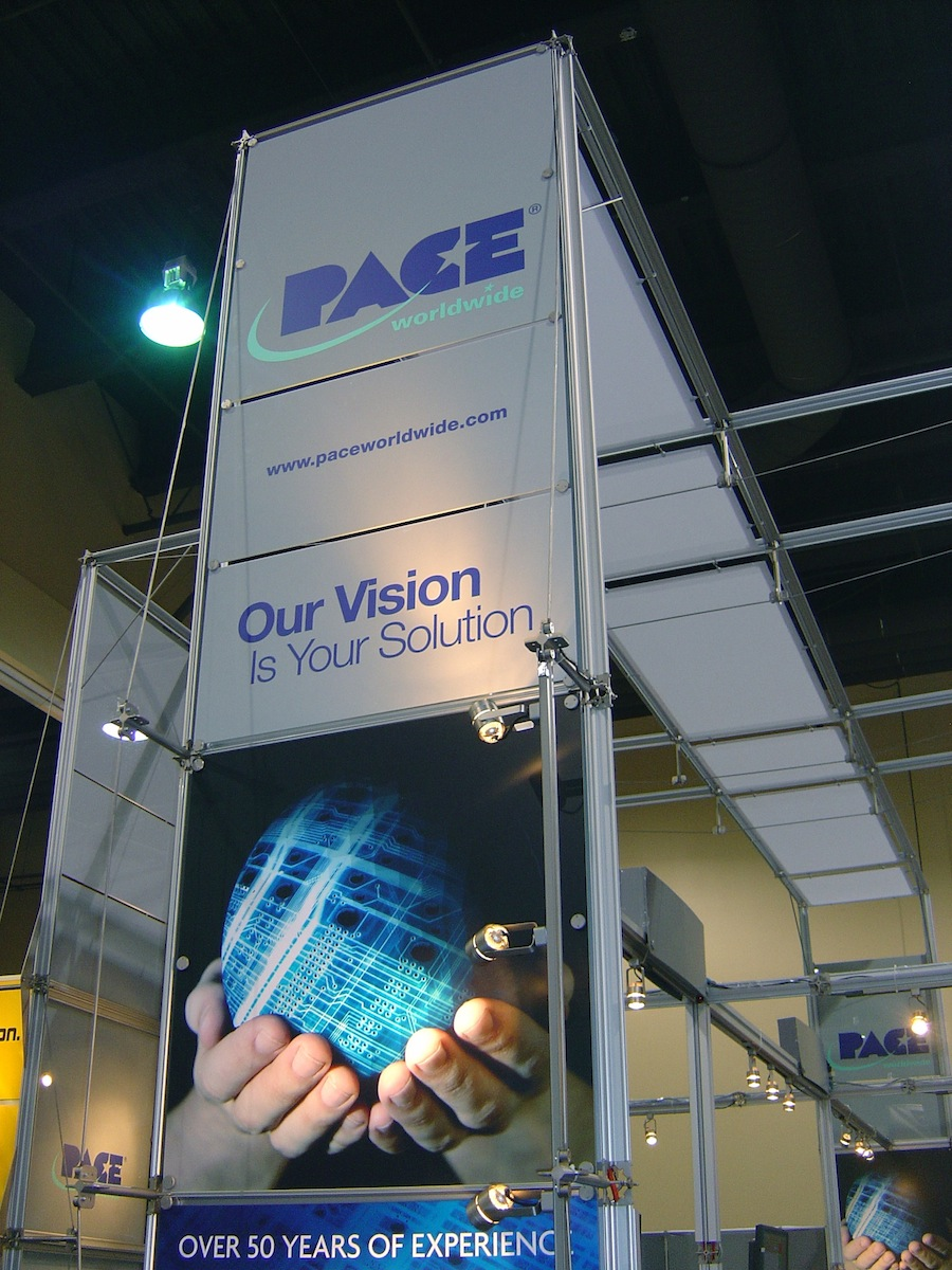 pace modular stands