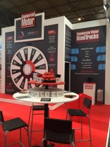exhibition theme wheel of fortune